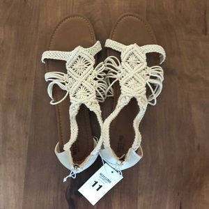 Mossimo sandals- size 11